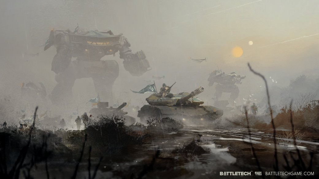 Новая BattleTech вышла на Kickstarter, собран почти миллион долларов - Изображение 3