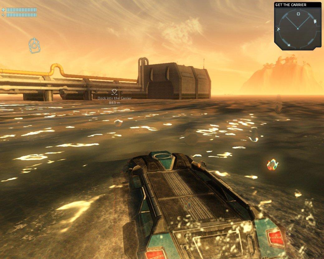 Рецензия на Carrier Command: Gaea Mission - Изображение 2