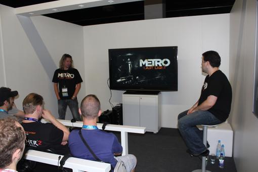 GamesCom 2011. Впечатления. Saints Row 3, Ninja Gaiden 3 - Изображение 2