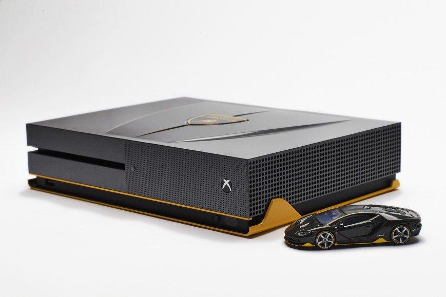 Microsoft показала еще два «автомобильных» Xbox One S - Изображение 4
