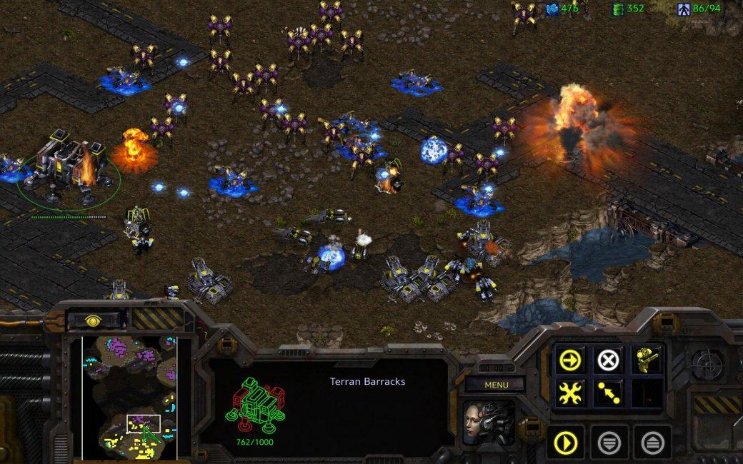 Создатели StarCraft: Remastered: «Мыникак неизменили геймплей» - Изображение 1