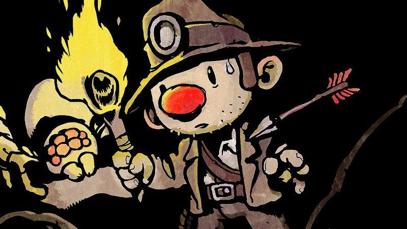 Spelunky переберется на PS4  - Изображение 1