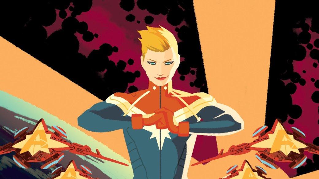 «Капитану Марвел» ищут женщину-режиссера - Изображение 1