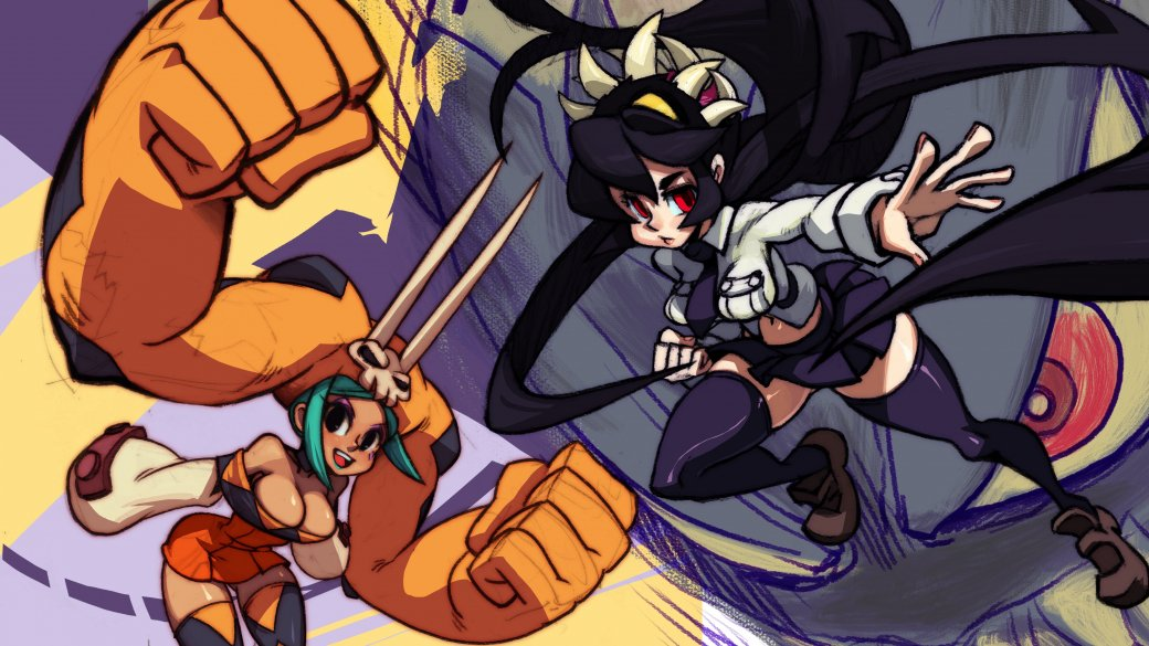 Skullgirls Encore устроит мордобой на PS4 и PS Vita в 2014 году. - Изображение 1