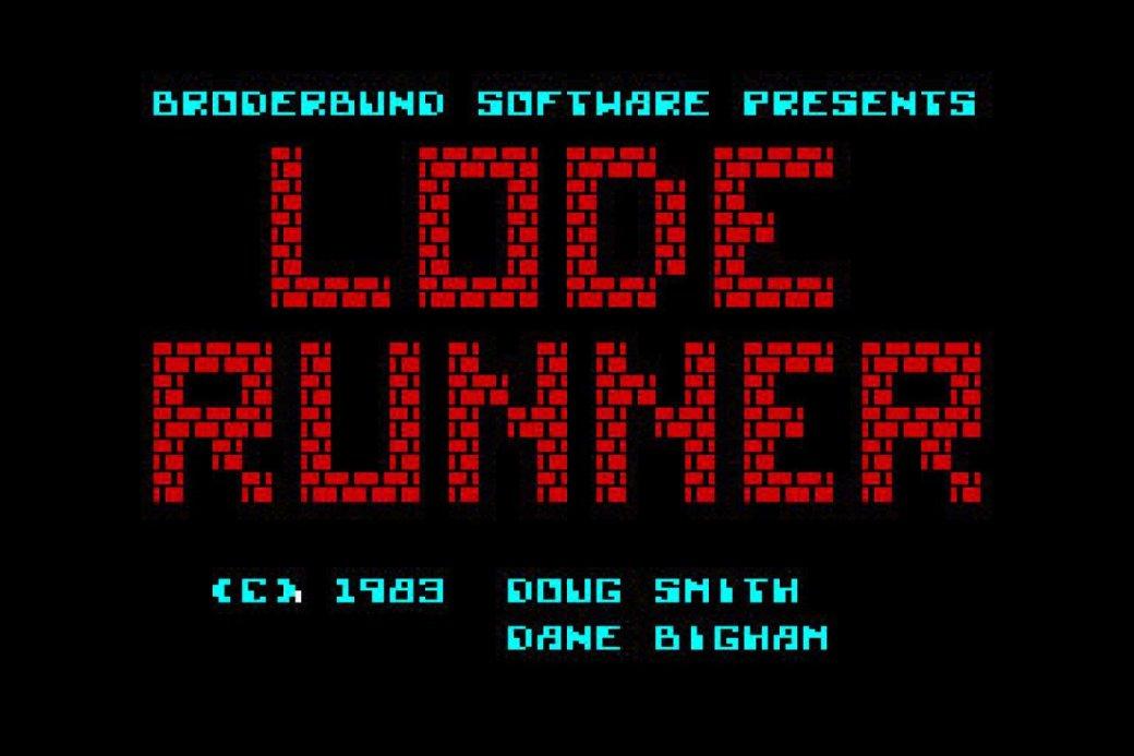 Скончался создатель Lode Runner - Изображение 1