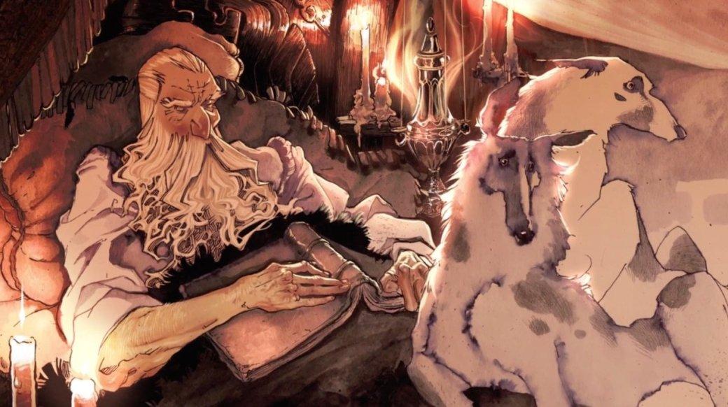 Кристофер Ллойд озвучил  Грэхэма в King's Quest: «да, тут я умер» - Изображение 1