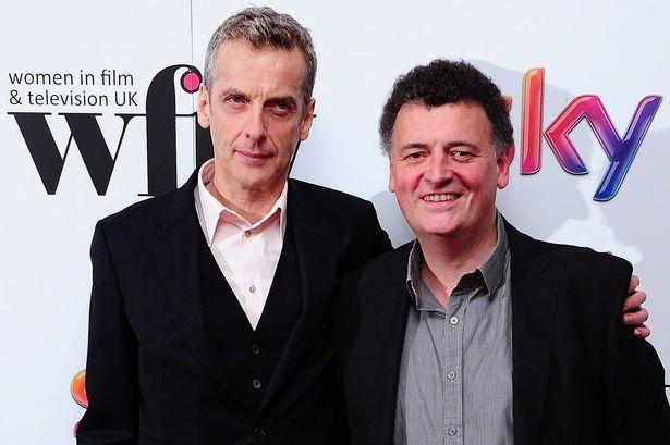 Моффата отлучат от«Доктора Кто», чтобы продавать больше игрушек - Изображение 1