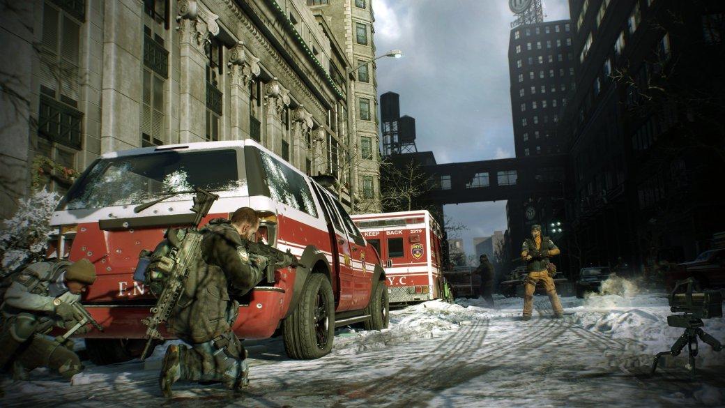 Новые скриншоты и подробности The Division: «О боже, огнеметы!» - Изображение 1