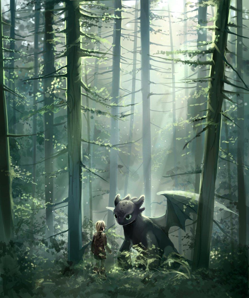Как приручить дракона 2: лучше, чем Pixar - Изображение 7