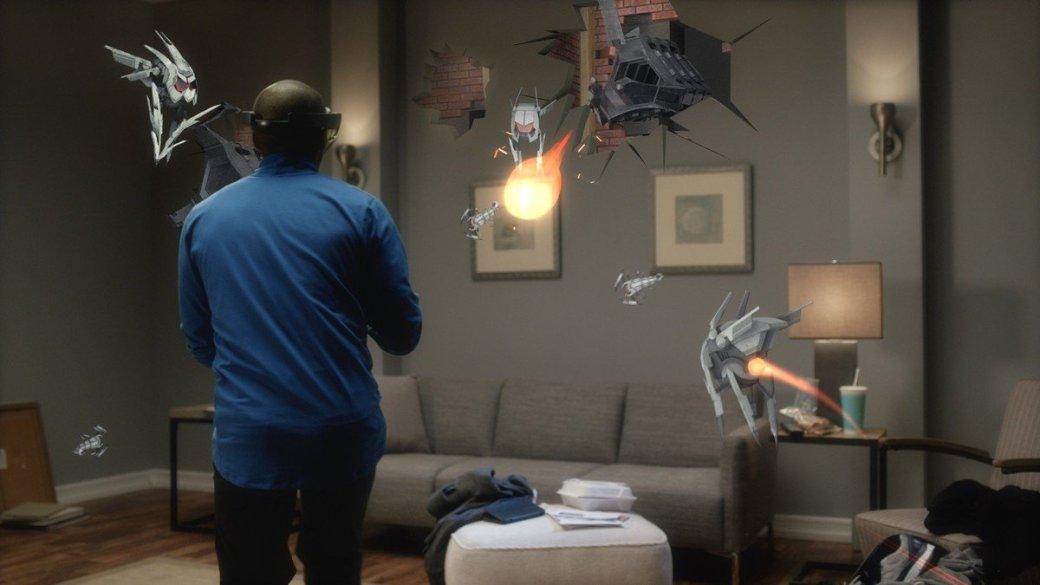 Что внутри у Microsoft HoloLens? - Изображение 2