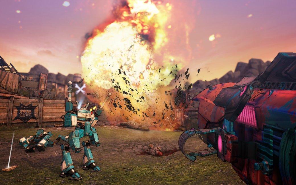 E3: Borderlands 2 - наши впечатления - Изображение 2