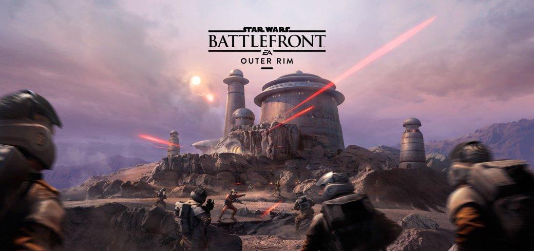 Слух: Гридо и Ниен Нунб станут героями нового DLC к Battlefront. - Изображение 1