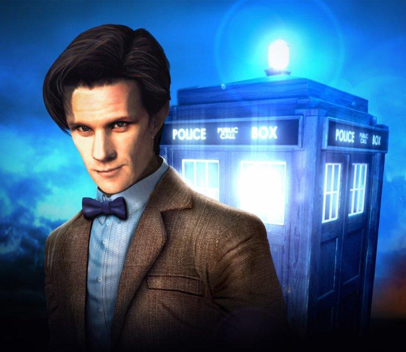 Рецензия на Doctor Who: The Eternity Clock - Изображение 1
