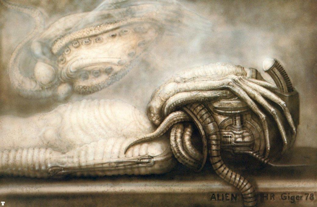 В сиквеле «Прометея» нам покажут все стадии эволюции Чужого - Изображение 2