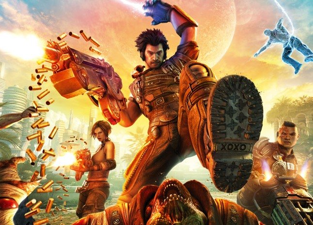 Bulletstorm: Full Clip Edition выйдет на PC, PS4 и Xbox One. - Изображение 1