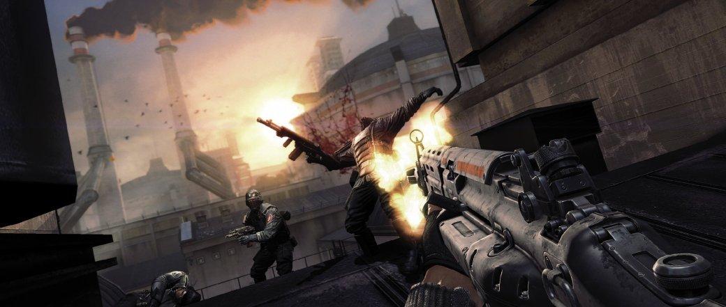 Новая Wolfenstein подоспеет в Европу на три дня раньше. - Изображение 1