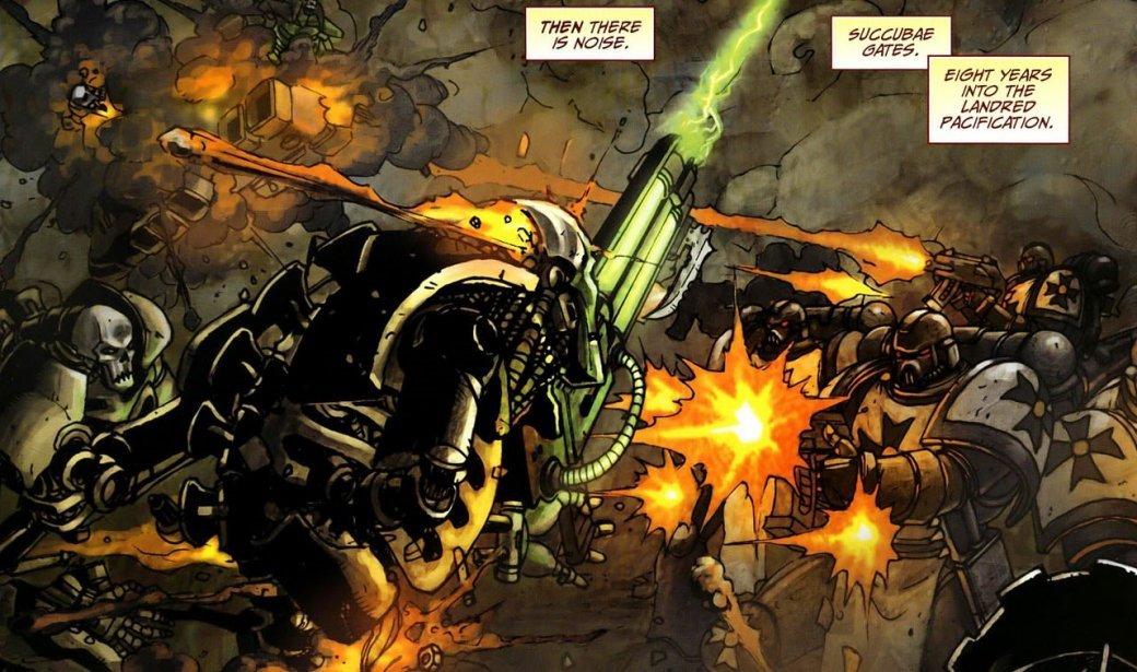 Самые крутые комиксы по Warhammer 40.000. - Изображение 13