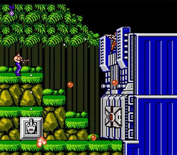 Ретро: Contra для NES - Изображение 1