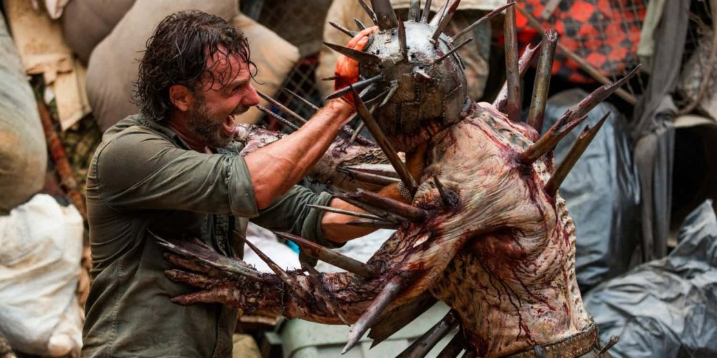 Главный сценарист «Ходячих мертвецов» обещает еще 100 эпизодов сериала - Изображение 1
