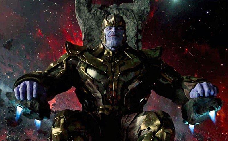 «Дерьмо на лице!» Джош Бролин о роли Таноса в «Войне бесконечности» - Изображение 1
