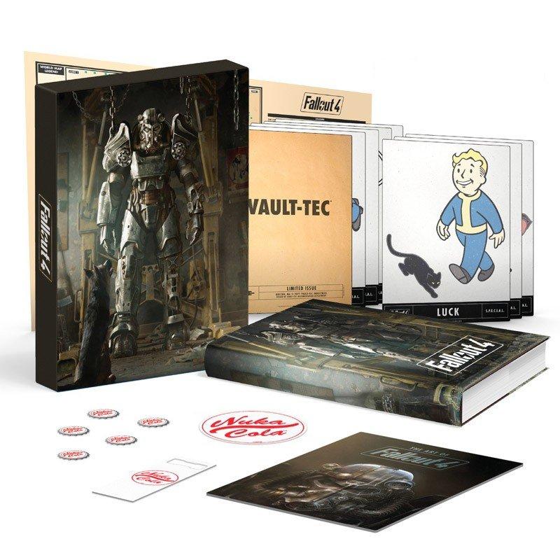 Fallout 4: последний SPECIAL и коллекционный Survival Guide Bundle - Изображение 2