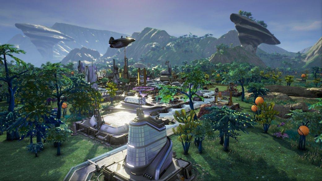 А ведь такой могла быть Mass Effect: Andromeda. Играем в Aven Colony - Изображение 5