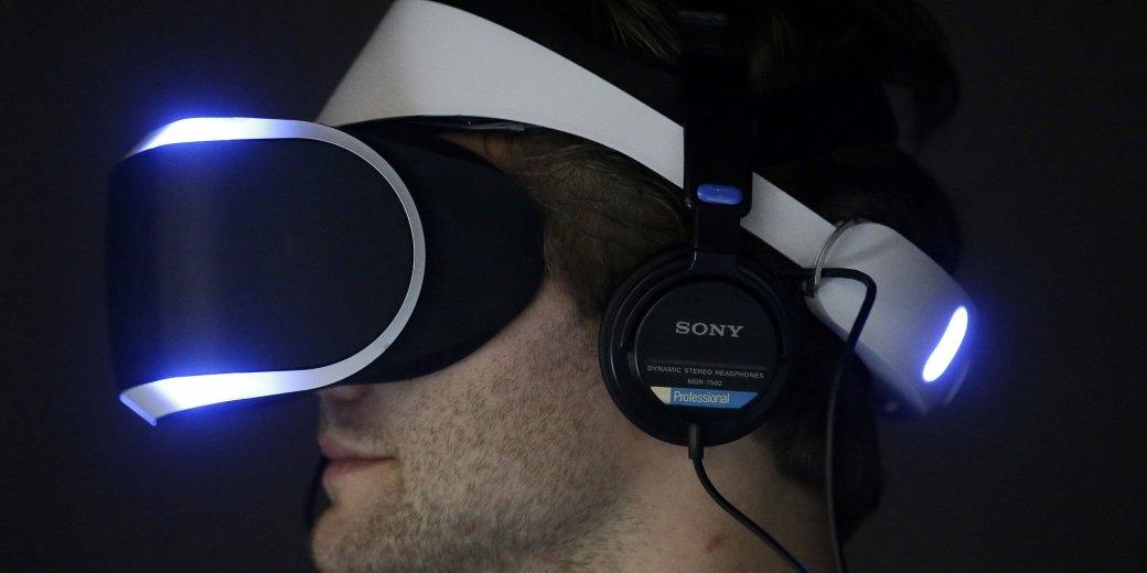 Майкл Пактер назвал очки Project Morpheus «очень плохой затеей»   . - Изображение 2