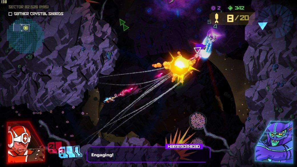 PC-версия Galak-Z поступит в продажу в конце октября. - Изображение 1