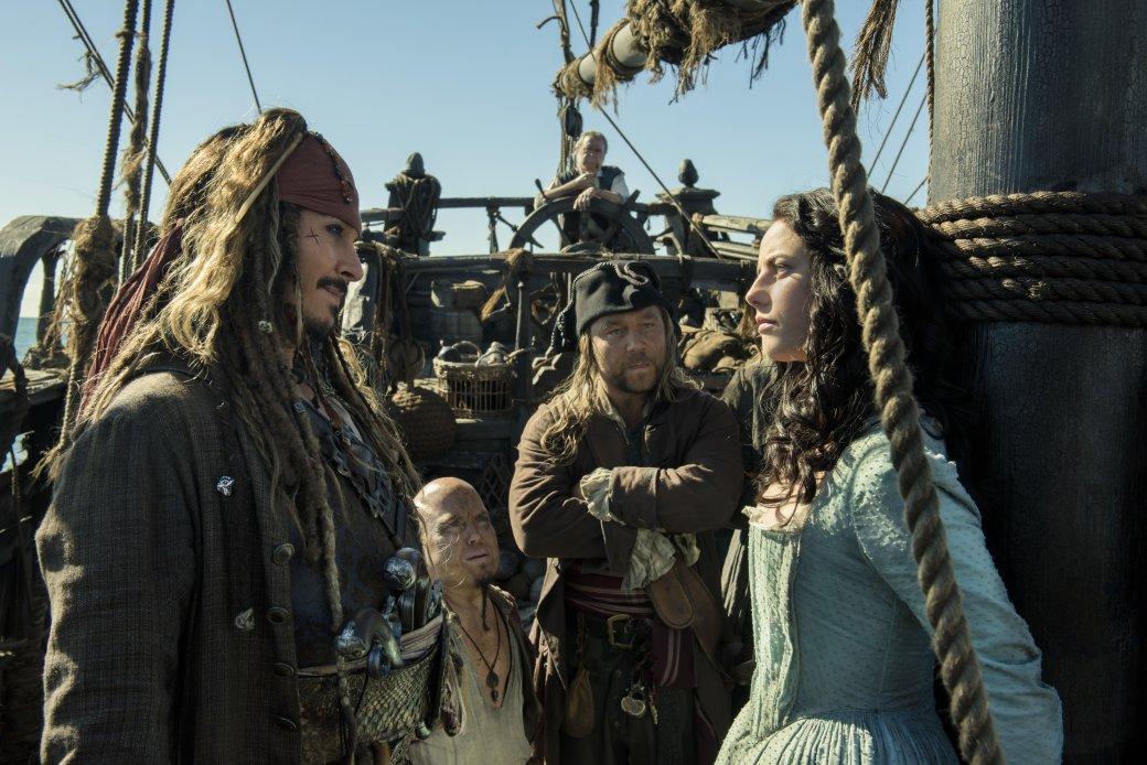37 неудобных вопросов к фильму «Пираты Карибского моря 5». - Изображение 8