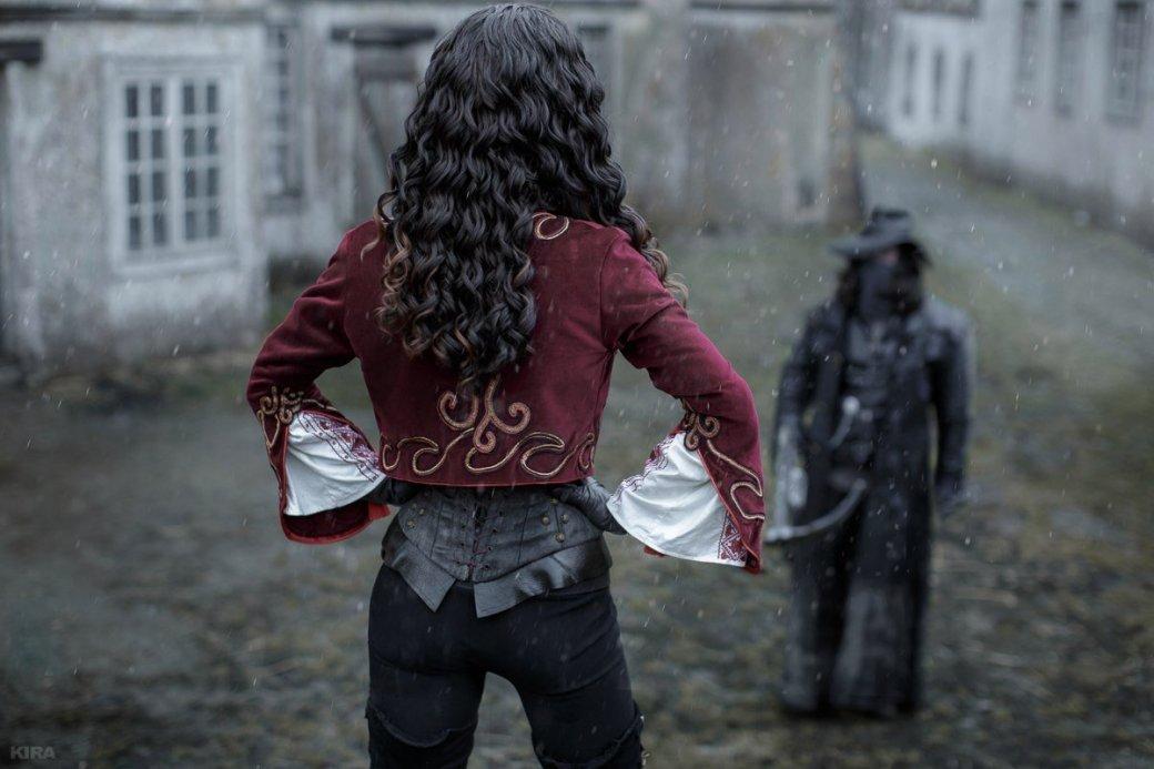 Косплей дня: беспощадные борцы с вампирами Ван Хельсинг и Анна - Изображение 18