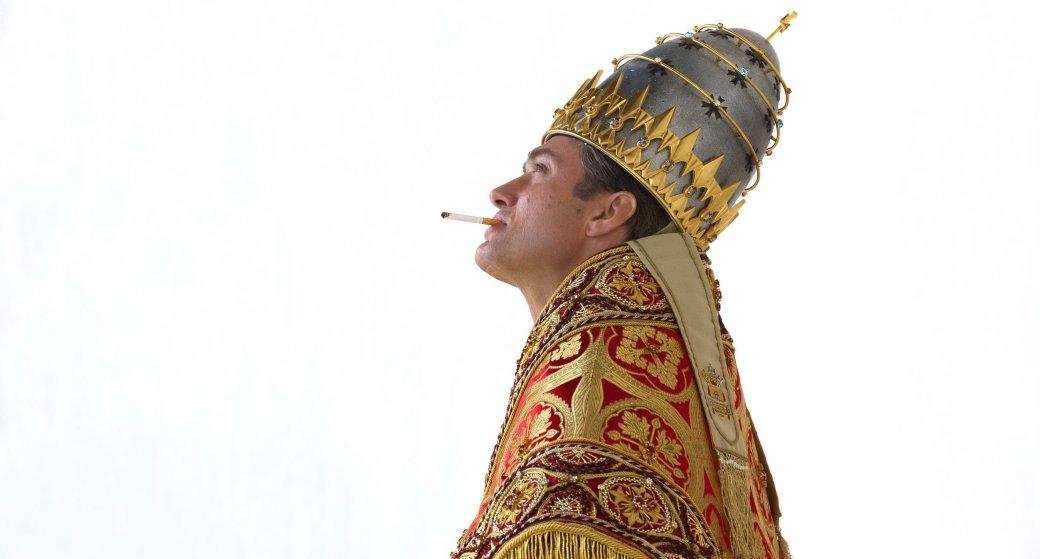 Рецензия на «Молодого Папу». - Изображение 3