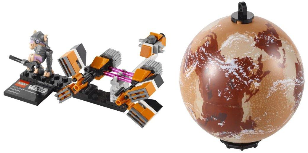 Из Lego можно сделать действующую модель BB-8 - Изображение 1