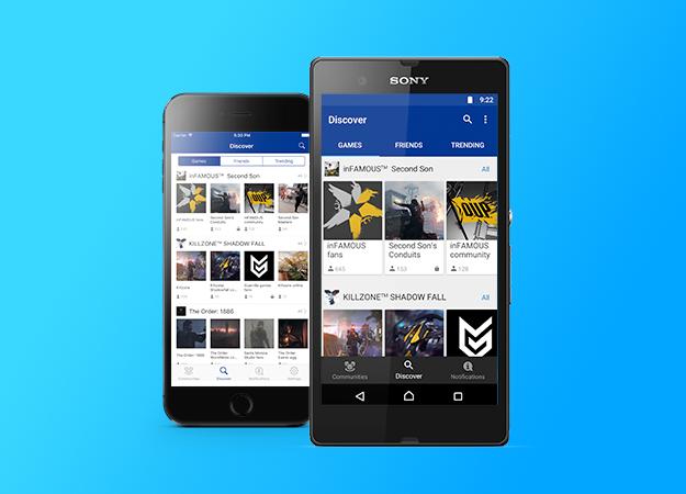 Sony вынесла «Сообщества PlayStation» в приложения для Android и iOS - Изображение 1