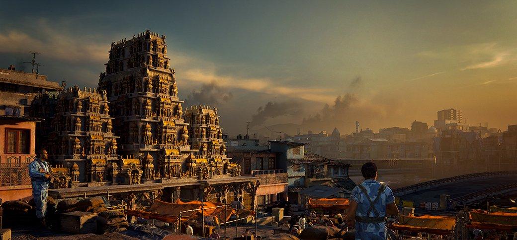 25 изумительных скриншотов Uncharted: The Lost Legacy. - Изображение 2