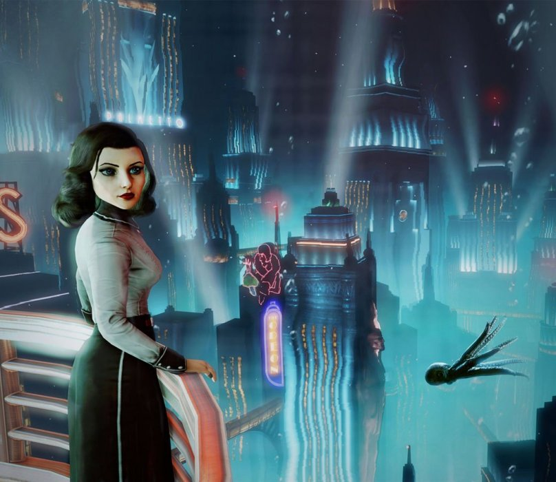 Рецензия на BioShock Infinite: Burial at Sea – Episode One - Изображение 1