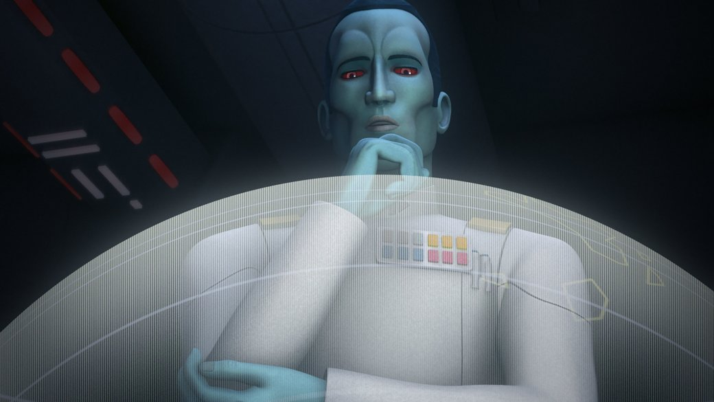 Кто такой гранд-адмирал Траун? - Изображение 9