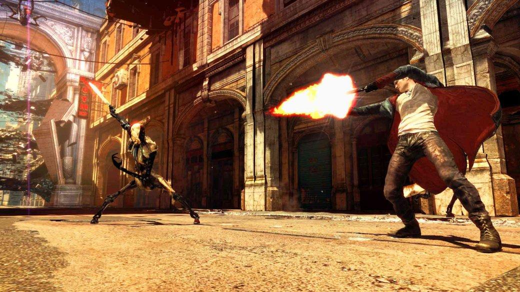 DmC: Devil May Cry. Впечатления от закрытого показа. - Изображение 4