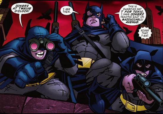 Культпросвет: Gotham City Impostors и Detective Comics 867-870 - Изображение 5