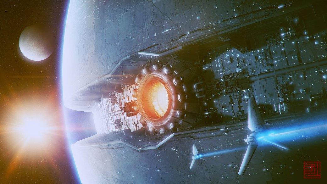 Lucasfilm объяснит, как на самом деле работает база «Старкиллер» - Изображение 1