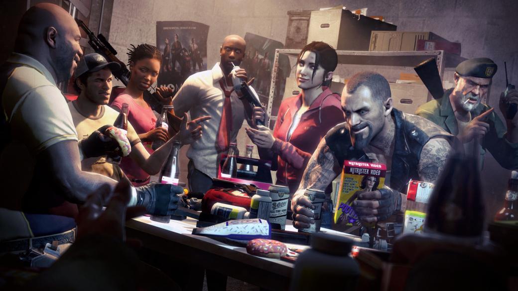 Turtle Rock выпустила бесплатную кампанию для первой Left 4 Dead - Изображение 1