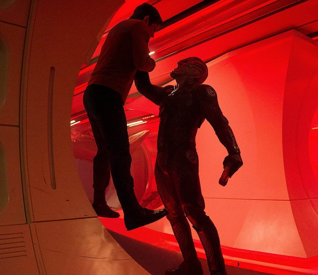 Авторы Star Trek Beyond попытались представить злодея Идриса Эльбы - Изображение 1