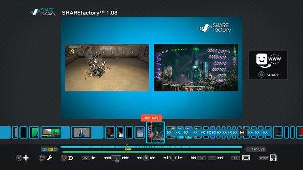 Большое обновление SHAREfactory для PS4 добавляет новые крутые функции - Изображение 1