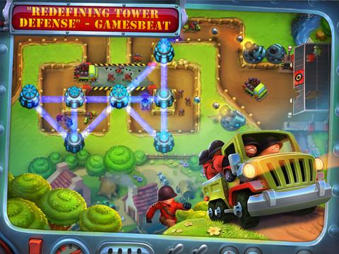 Мобильная игра недели: Fieldrunners 2 HD - Изображение 3