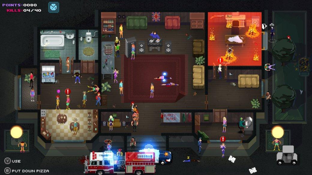 30 лучших игр 2015 года: Party Hard - Изображение 4