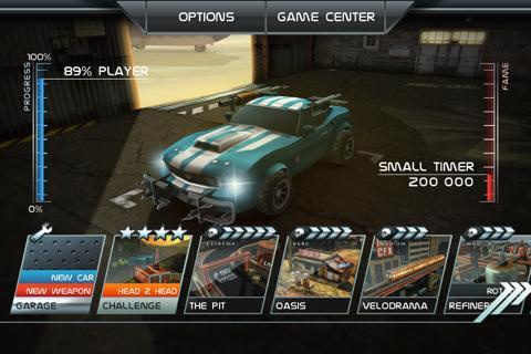 Death Rally - первая игра от Remedy на iOS. - Изображение 3