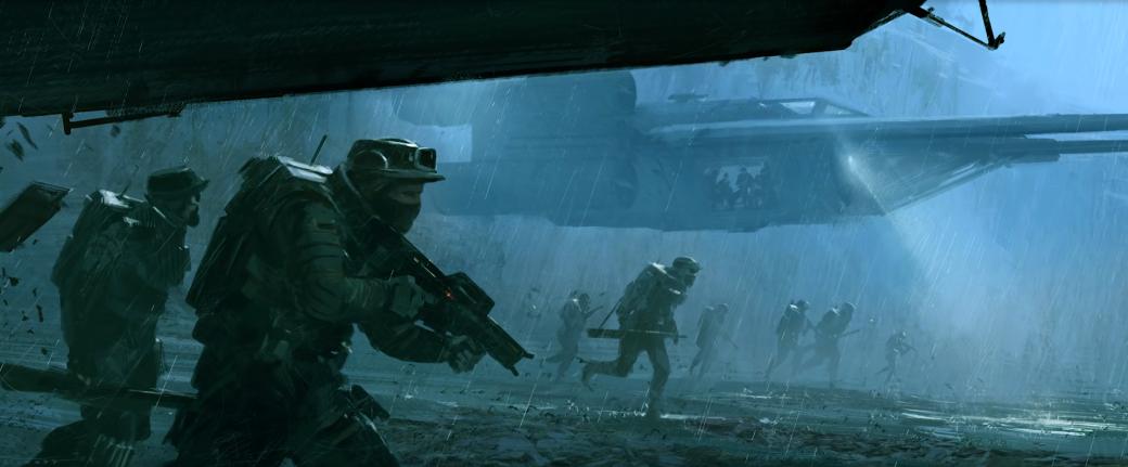 Рецензия на «Изгой-один: Звёздные войны. Истории». - Изображение 11