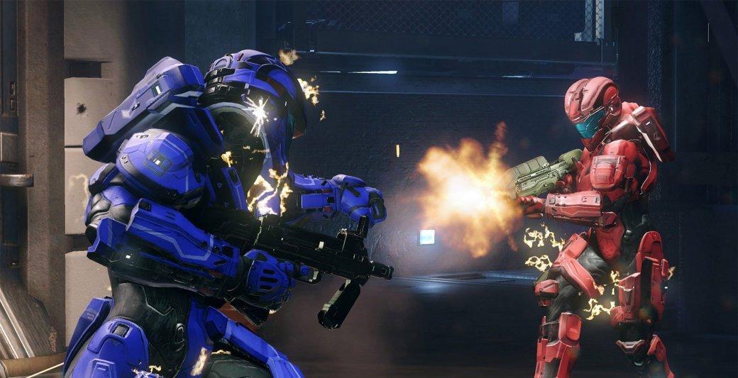 Ротацию карт в мультиплеере Halo 5 будут контролировать разработчики - Изображение 1