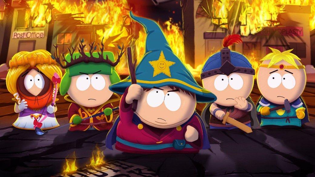 Чамп, Skrock и Бейсовский проведут прямую трансляцию по South Park - Изображение 1