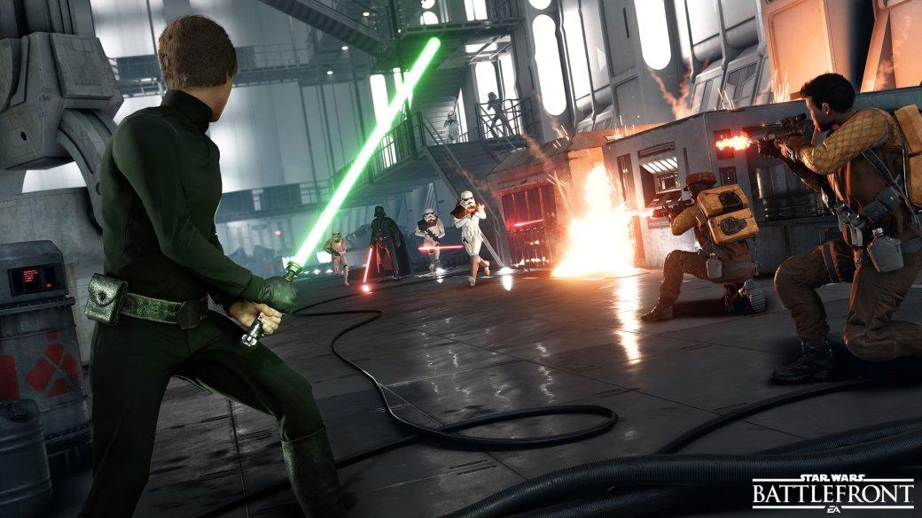 DICE рассказала о новых режимах и тренировке в Star Wars Battlefront - Изображение 2