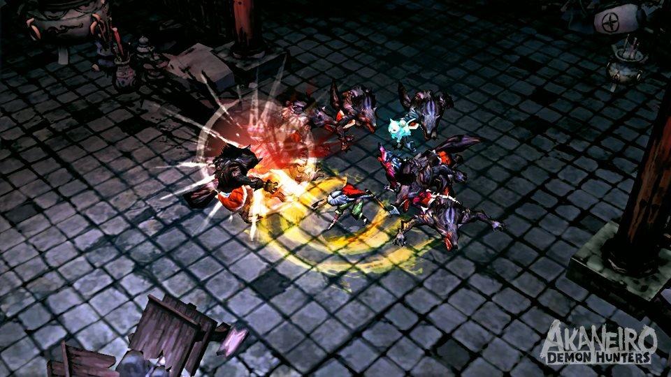 Akaneiro: Demon Hunters - Кровавая Шапочка от Американа МакГи - Изображение 4
